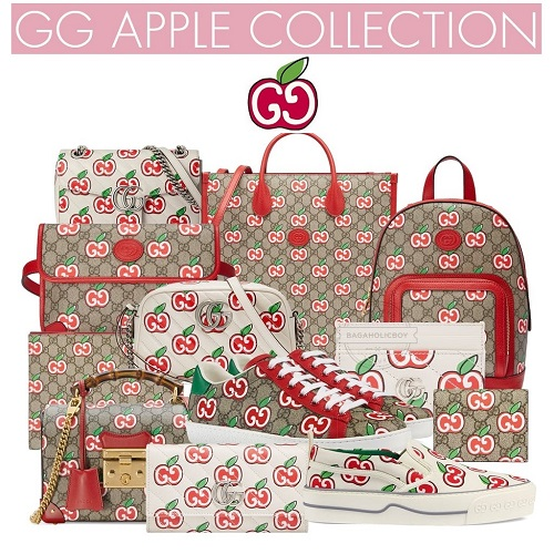 GUCCI GG APPLE COLLECTION-구찌 GG 애플 컬렉션 VIEW PRODUCT ≫